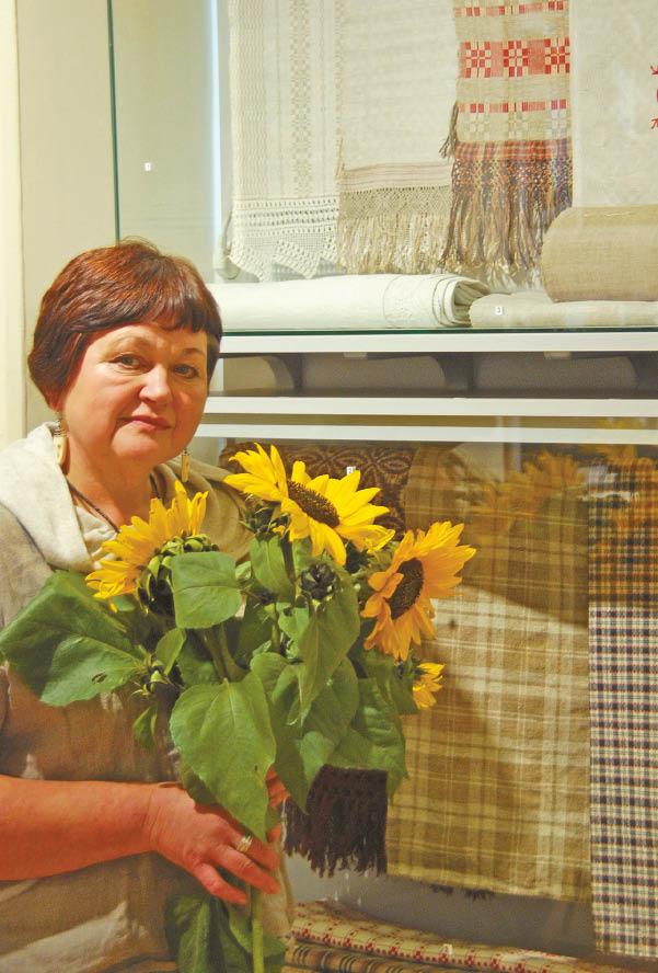 """Muziejininkė Danutė Katkuvienė: """"Gyvenimas – kaip juostos ar audeklo raštas"""""""