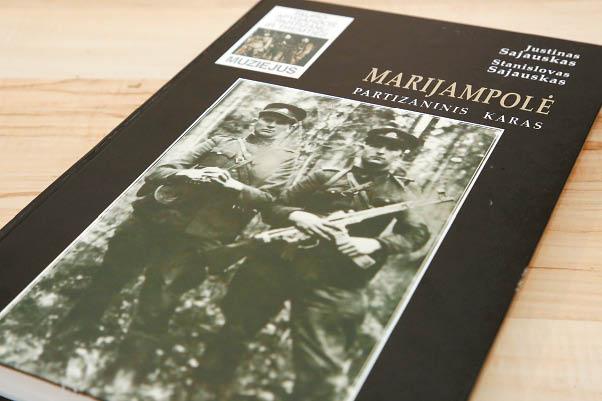 """""""Marijampolė. Partizaninis karas"""""""