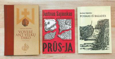 Įprastos beletristikos J. Sajauskas nelaiko vertinga, jo manymu, jeigu romanas nepagrįstas istoriniais faktais arba tikrais išgyvenimais, jis nieko vertas.