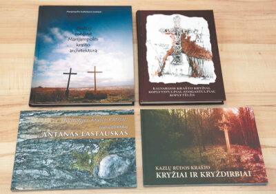 Šie leidiniai – tikra daugiatomė enciklopedija (solidžias knygas yra išleidę ir Vilkaviškio bei Šakių rajonai).