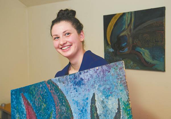 Gabija Gataveckaitė: amatininkė, menininkė ir... labai savarankiškas žmogus