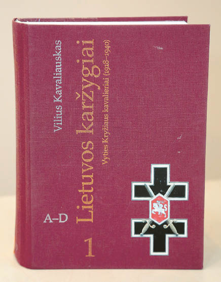 Knygą apie Lietuvos didvyrius rašė daugiau nei 10 metų