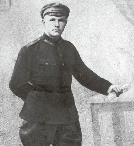 Savanoris, partizanų ryšininkas
