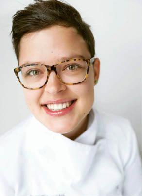 Iš Marijampolės kilusi virtuvės šefė R. Augustinavičiūtė kiek-vienam, kuris nori veikti viena, bet daro kita, linki išdrįsti imtis permainų. Išėjimas iš komforto zonos, anot merginos, gali būti raktas į sėkmę.