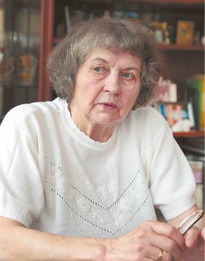 Kad saugumo yra sekama, Angelė Ardzijauskienė žinojo, tačiau netgi tardoma neišsidavė.