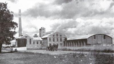Tai, kad Marijampolėje atsirado cukraus fabrikas, yra tam tikras brolių Vailokaičių nuopelnas.