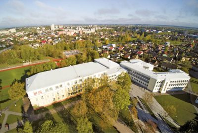 Seniausia Suvalkijos krašto mokykla mini garbingą 150 metų jubiliejų.
