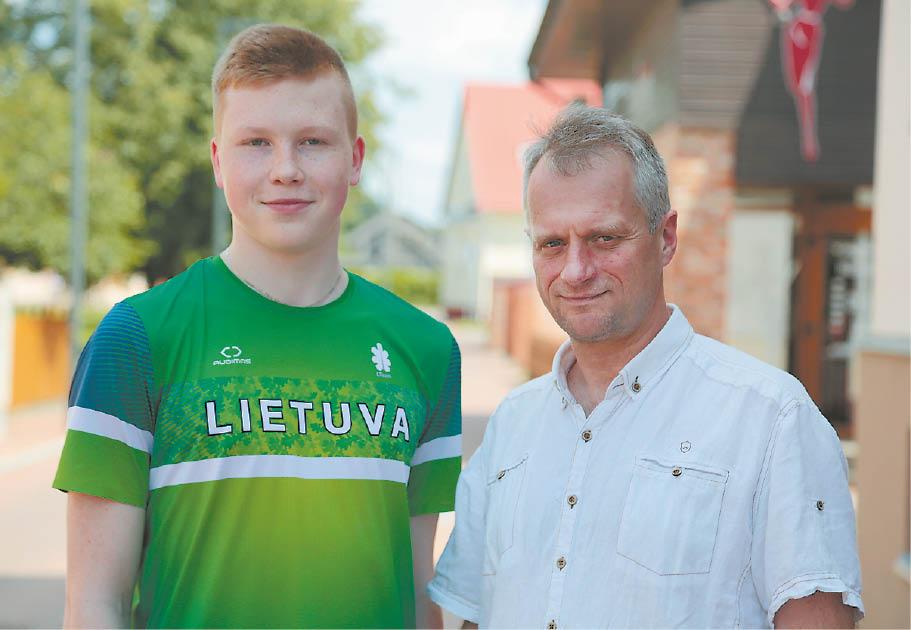 Paulius Pultinevičius pakeliui į pasaulio šachmatų olimpą