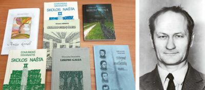 Šiemet pavasarį, eidamas 88 metus, mirė buvęs krašto apsaugos viceministras, politinis kalinys, buvęs Jonavos meras Edmundas Simanaitis. Jis yra buvęs Rygiškių Jono gimnazijos mokinys, vytenietis. Žurnalistų draugijos, Kaimo rašytojų sąjungos, Lietuvos laisvės kovų sąjūdžio, Politinių kalinių ir tremtinių bendrijos narys parašė daugybę knygų apie vyteniečius, partizanus ir laisvės kovas.