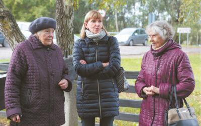 Atminties išsaugojimu rūpinosi A. Vilutienė, R. Trimonienė ir A. Sidaravičienė.