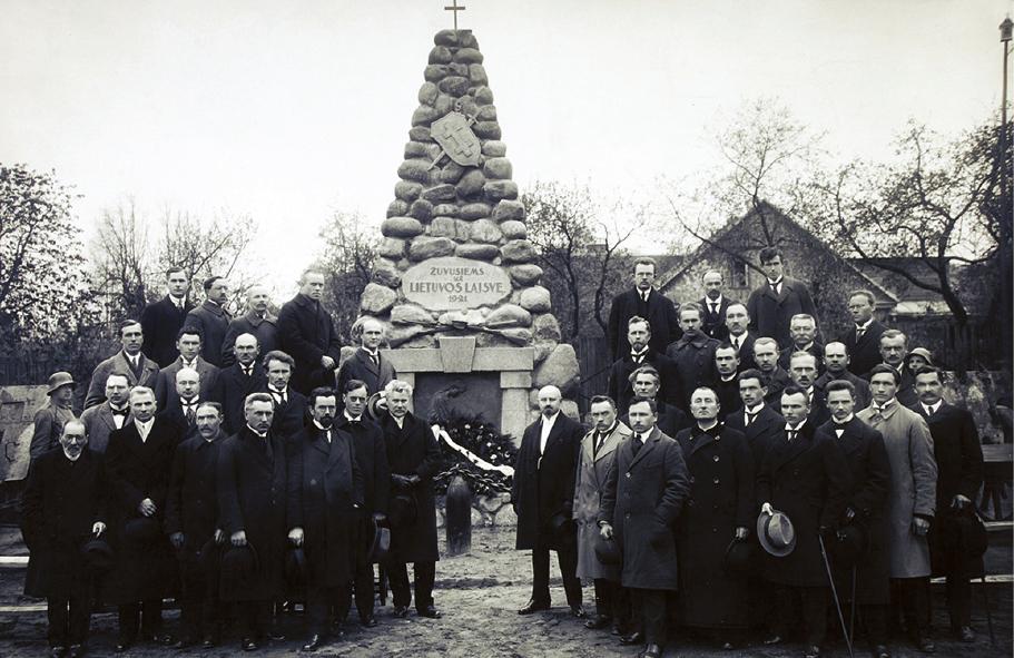 Valstybės pagrindus kūrė Steigiamasis Seimas