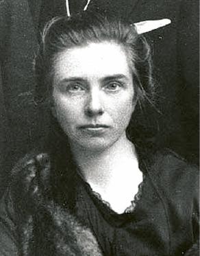 Felicija Povickaitė-Bortkevičienė.