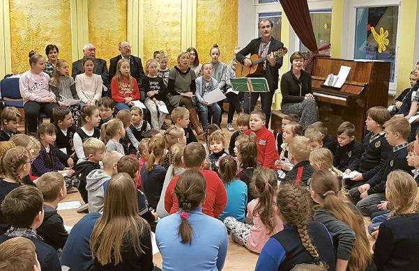 Kasryt – dainos Lietuvai