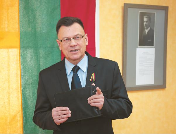 Rimvydas Urbonavičius sako, kad kiek betyrinėtum bet kurį istorinį laikotarpį, visada dar randi svarbių dalykų, tad sustoti negalima.
