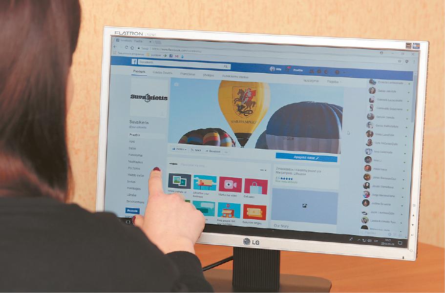 Socialiniai tinklai – vienas iš informacijos šaltinių senosioms medijoms