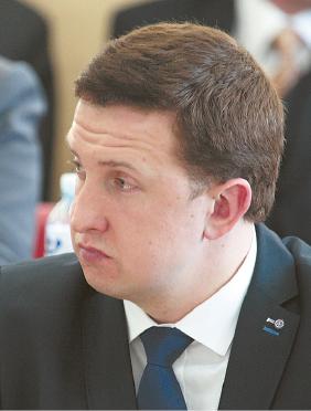 Karolis Podolskis, politikas, Marijampolės savivaldybės administracijos direktorius