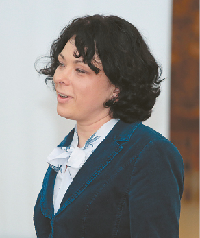 Projekto koordinatorė Lina Bankauskaitė-Šleinotienė.