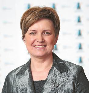 Direktorė Rima Kukalienė.