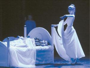 Miuziklas buvo su choreografijos elementais, kuriuos sukūrė Daina Misiukevičienė.