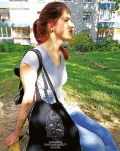 Pradėjusi tausoti aplinką, atsisakiusi daiktų pertekliaus Inga Montvilaitė sako atradusi tikrą gyvenimo džiaugsmą.