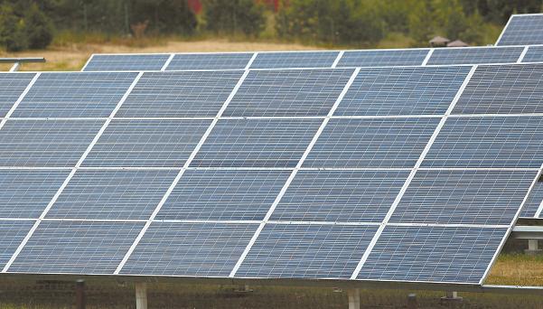 Atsinaujinančių energijos išteklių naudojimas Lietuvoje ir Marijampolės apskrityje