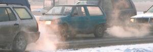 Daugiausia šiltnamio efektą skatinančių dujų Lietuvoje išmeta transportas.