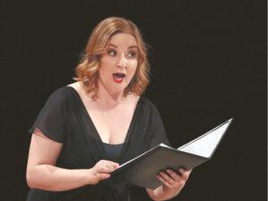 Laura Latvaitytė-Zaman šį kartą dainavo su Bergiš Gladbacho orkestru ir Česlovo Sasnausko choru.