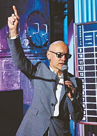 Unikalaus performanso metu apdovanotas Rėjus (Ray) Bartkus