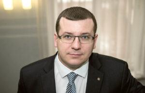 KAM viceministras Edvinas Kerza. (Nuotrauka Alfredo PLIADŽIO).