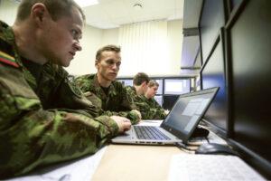Kibernetinio saugumo pratybos.
