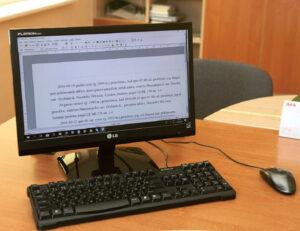 Įjungtas patikimu slaptažodžiu neapsaugotas kompiuteris – geras kąsnis duomenų vagyste suinteresuotam piktavaliui.