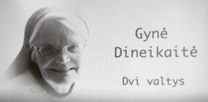 """Vienuolė ir poetė Gynė Dineikaitė – įdomi bei gili asmenybė. Apie jos kūrybą ir gyvenimo kelią buvo kalbama naujausios knygos """"Dvi valtys"""" pristatyme."""