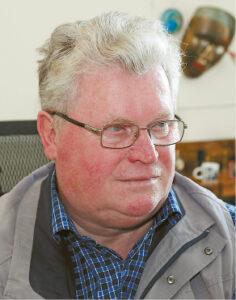 Direktorius Romualdas Kučiauskas.