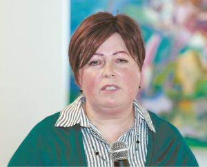Kristina MIŠINIENĖ.