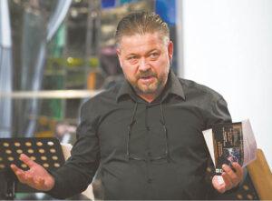Festivalio sumanytojas ir organizatorius Darius Klišys džiaugėsi rėmėjais: Lietuvos kultūros taryba, Marijampolės savivaldybe, Jolanta ir Rolandu Jonikaičiais.