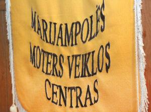 Marijampolės apskrities moters veiklos centras ruošia projektus ir veiklas vykdo gaudamas projektinį finansavimą.