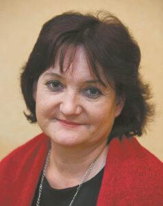 Sūduvos gimnazijos psichologė Lilija KAVALIAUSKIENĖ