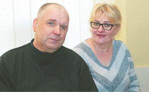 Loreta ir Vaidas Stepanavičiai neturi laiko skųstis gyvenimu.
