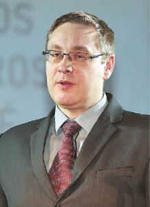 Bendruomenės pirmininkas Žydrūnas Čekauskas džiaugiasi, kad visus metus bus garsinamas Liudvinavo vardas.