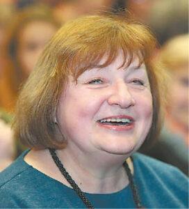 Nijolė Latvaitienė, Liudvinavo Kazio Borutos gimnazijos direktorė