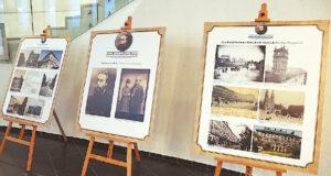 Parodoje pristatomos Prahos miesto muziejaus archyve esančios fotografijos.