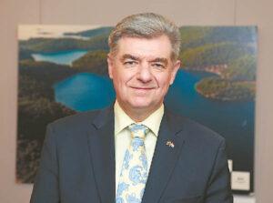Kroatijos Respublikos ambasadorius Lietuvoje Krešimiras Kedmenecas sakė tikintis, kad užsimezgę ryšiai su Marijampole kultūros plotmėje ir toliau vystysis.