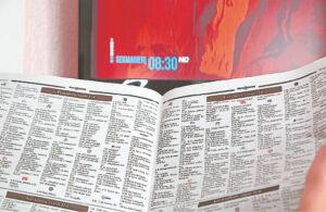 Pagyvenusių žmonių mėgstamiausias ir dažniausiai naudojamas žiniasklaidos kanalas – televizija.