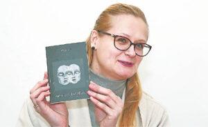 Vilma Kilinskienė gausiai susirinkusiems marijampoliečiams atskleidė skirtingus kūrybos klodus.