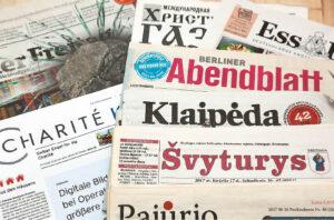 Šių dienų aktualija – ne tik ugdytis kritinį, analitinį požiūrį į medijų turinį, bet ir dalyvauti formuojant jų turinį.