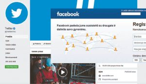 Socialiniai tinklai – ta vieta, kurioje greičiausiai galima pareikšti ir apginti savo nuomonę.