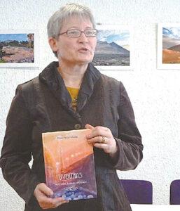"""Rima Palijanskaitė sakė: """"Ši knyga – tai noras suprasti Vydūną: regėtoją, mąstytoją, tautos mokytoją..."""""""