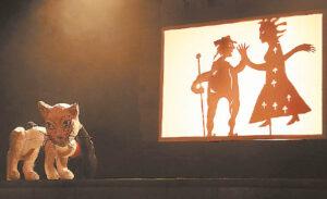 Kai kurie epizodai – šešėlių teatras ekrane.