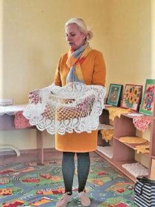 Ina Dambrauskienė savo kuriamu grožiu pasidalijo su kitais...