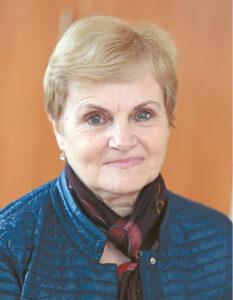 L. Kukienė džiaugiasi, kad tapo profesionalia slaugytojo padėjėja ir dirba mėgstamą darbą.